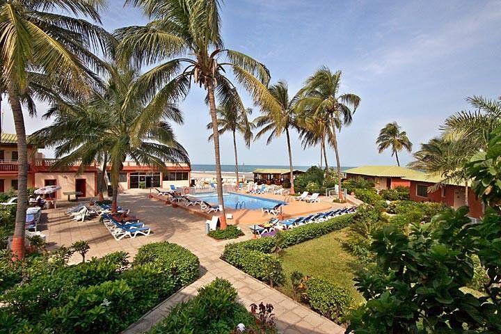 Welcome to #SunsetBeachHotel #Gambia #TripinAfrica