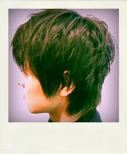 メンズ ツンツンヘア|ヤングコメディアン MENS : KINKY HAIR Young Comedian
