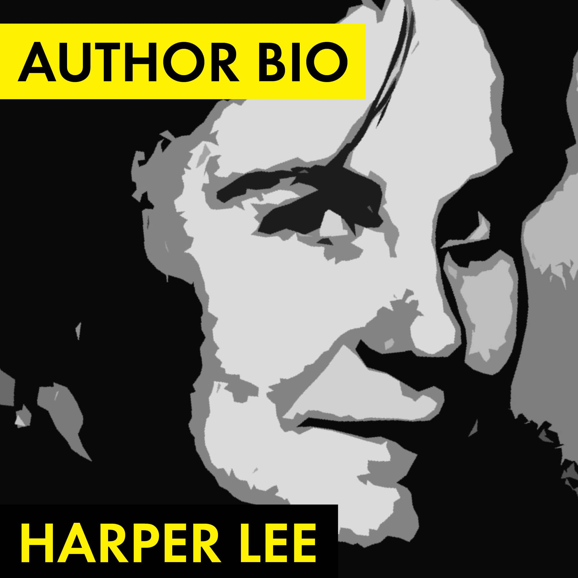 Harper Lee Author Study Worksheet Easy Biography Activity