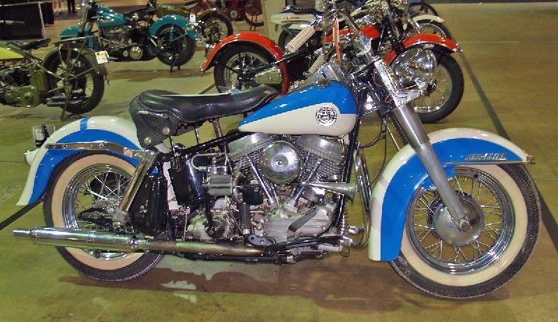 1958 Harley-Davidson Panhead   motorcycle   Pinterest   Harley ...