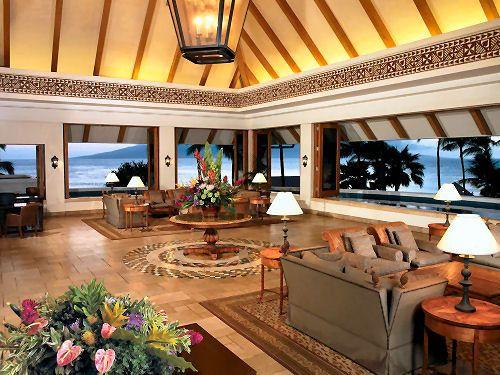 Sheraton, Maui.