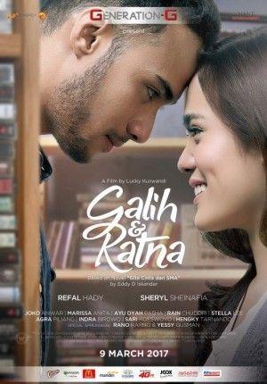 Film Bioskop Indonesia Romantis : bioskop, indonesia, romantis, Galih, Ratna, Romantis,, Film,, Bioskop