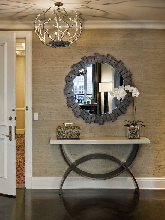 How to Frame a Mirror | Keller williams, Chandeliers and ...