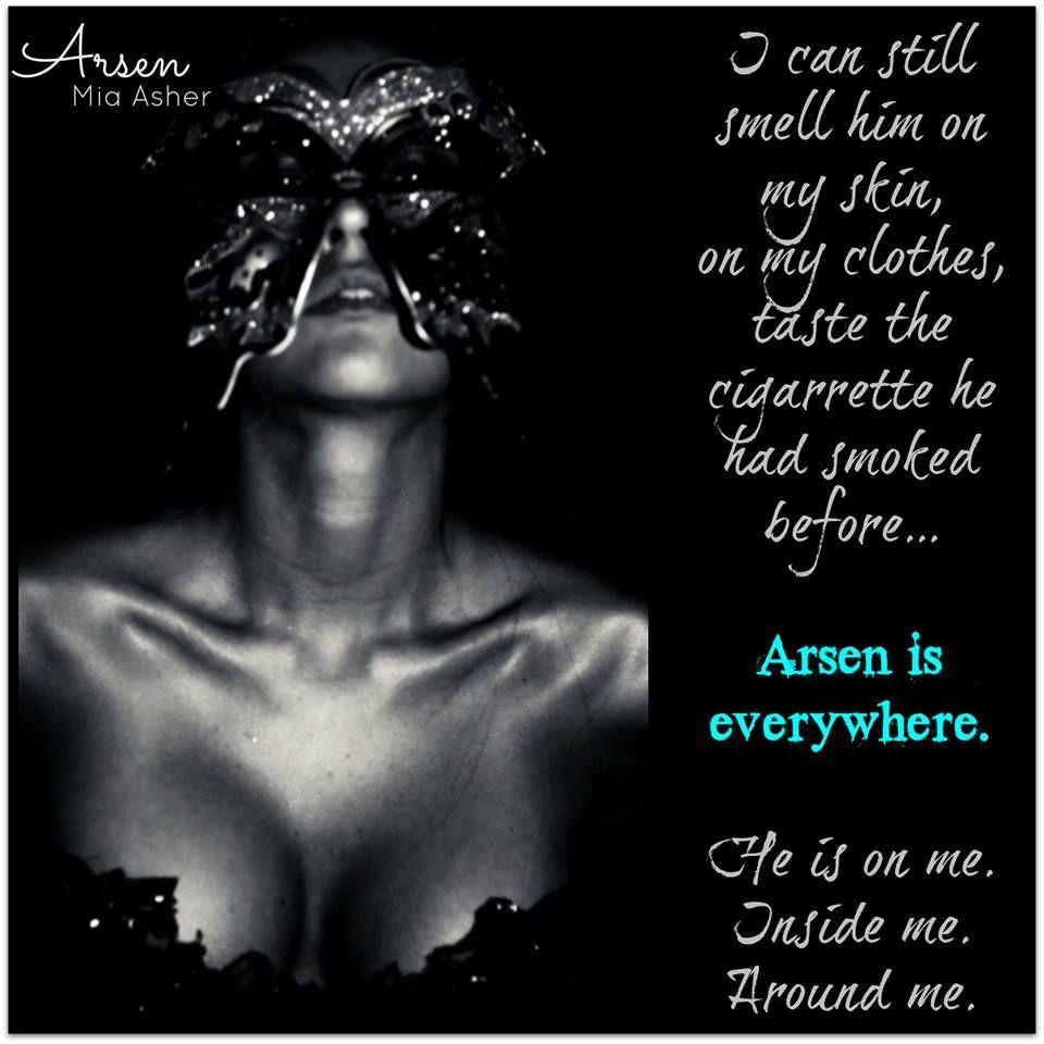 Arsen. Thank you, Luna!