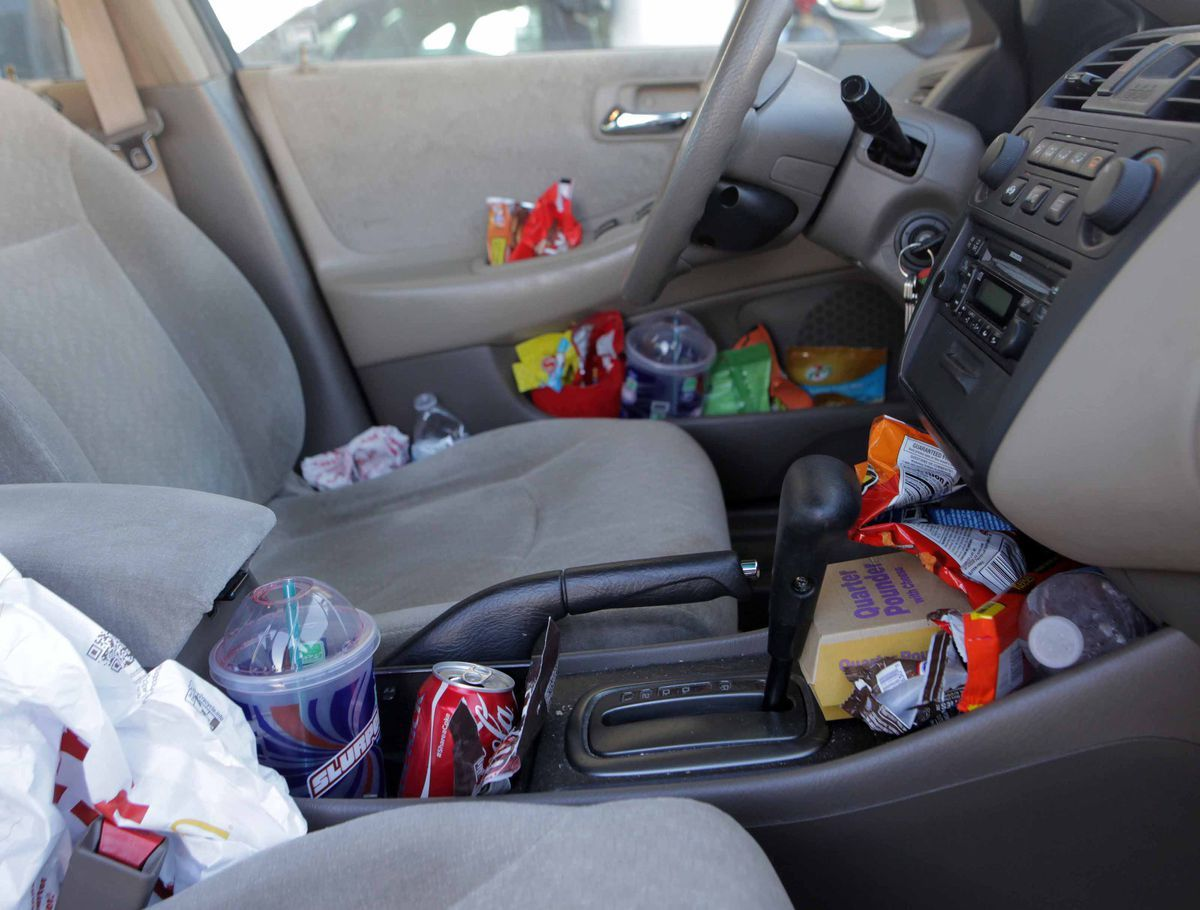 Now your car will be #clean! No more car trash! Use #TidyGlobe ...