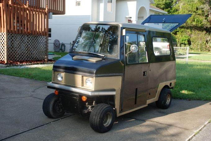 Cushman Truckster Cool Classifieds Microcar Weird