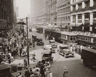 1920s Chicago