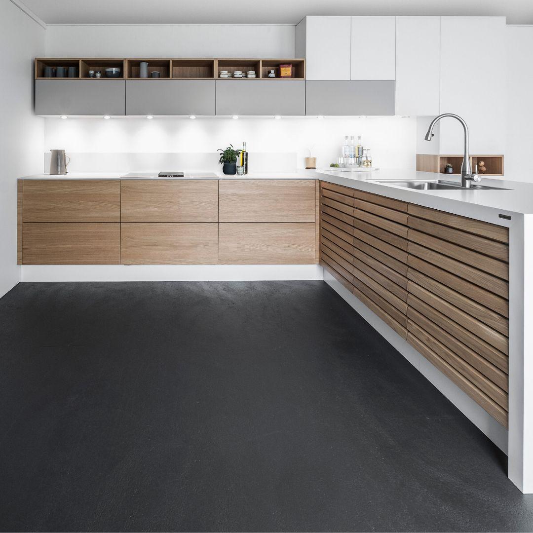 Liv I Kokkenet Moderne Kokken Skandinavisk Kokken Kokkendesign