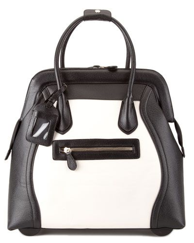 Kc Jagger Boston 18in Wheeled Carry On Not Really A Purse But Looks Good Enough To Be One