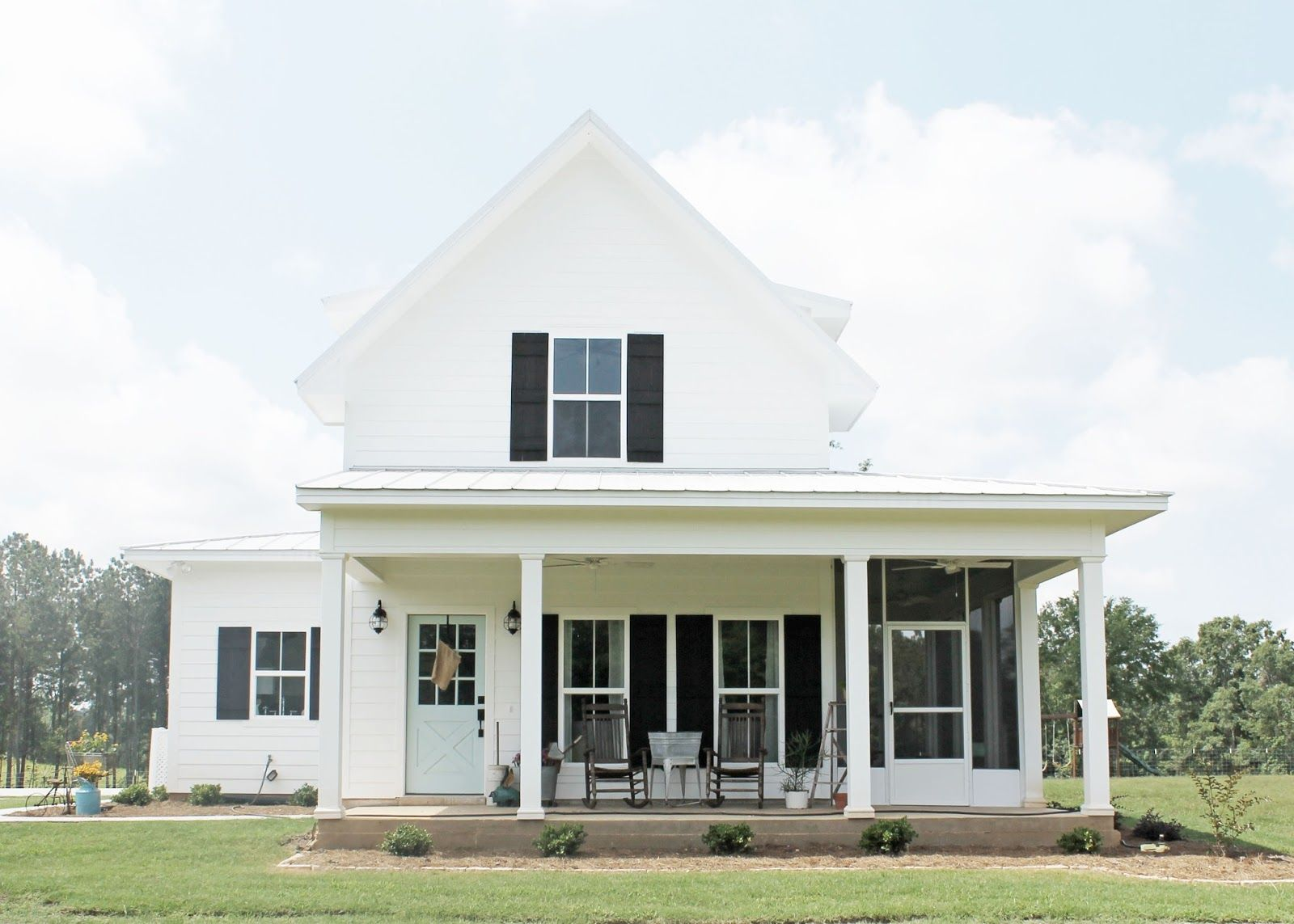 Southern living house plans sugarberry cottage house for Texas farmhouse plans