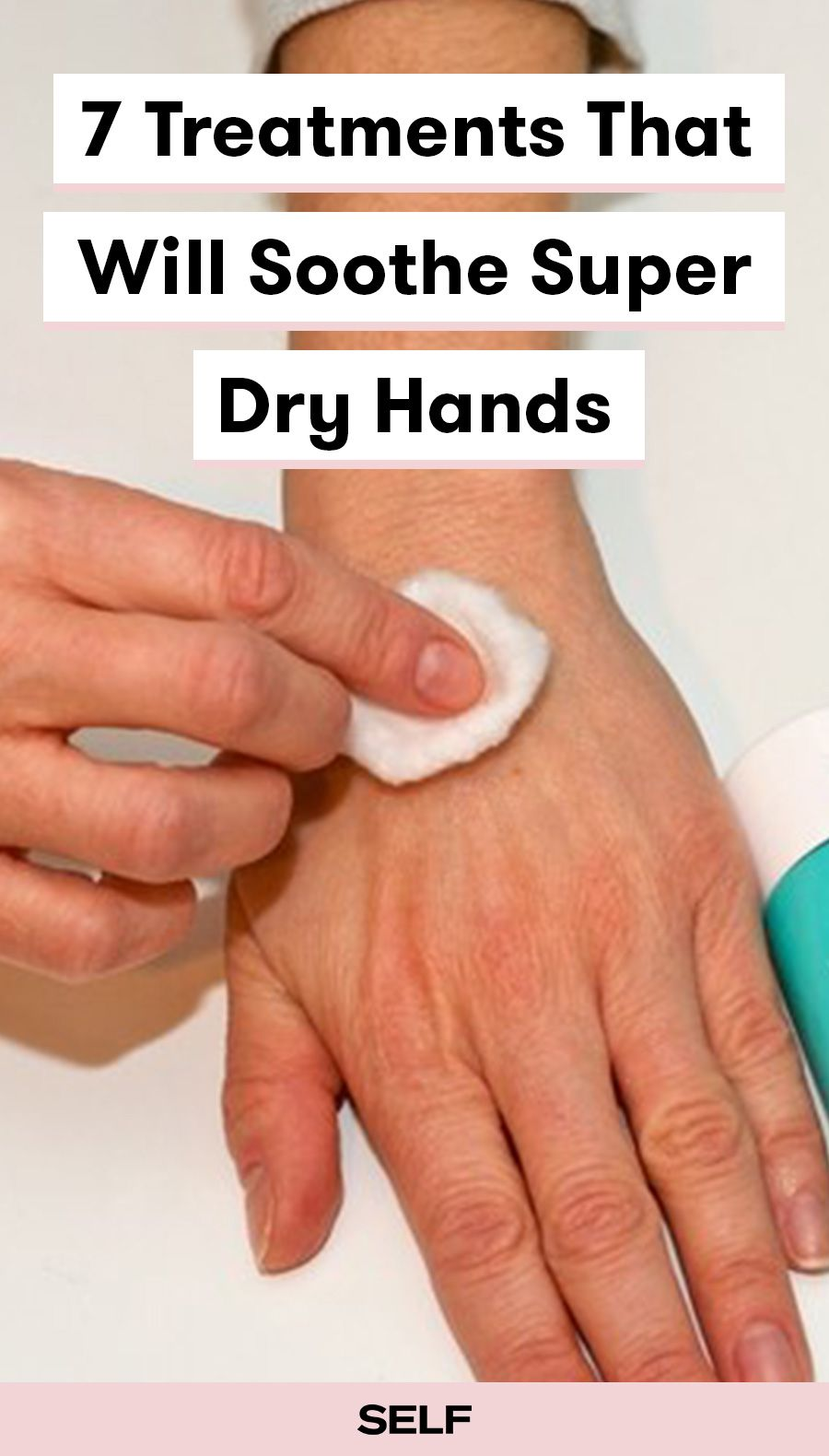 treatment for very dry hands