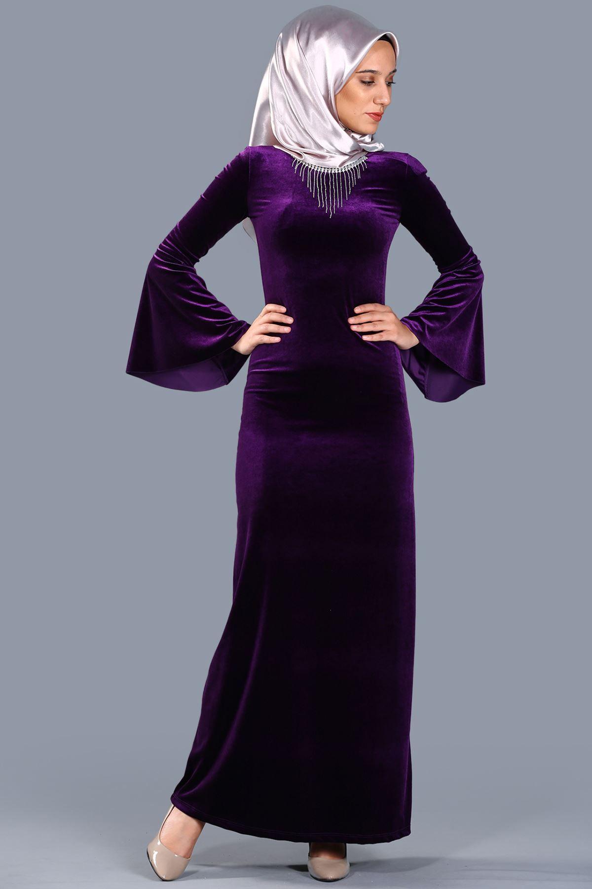 b89597743da5c En Şık Patirti.com Tesettür Abiye Elbise Modelleri , https://www.
