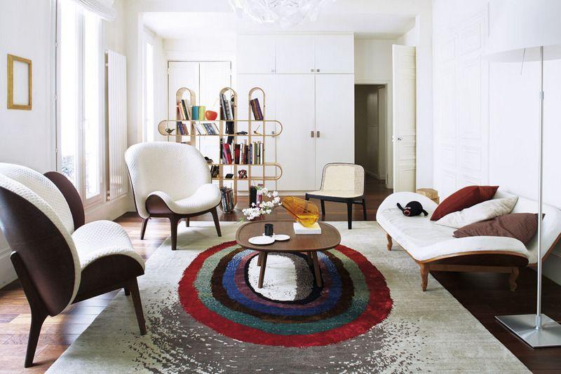 Puro charme Design city, Interiors and Interior design living room