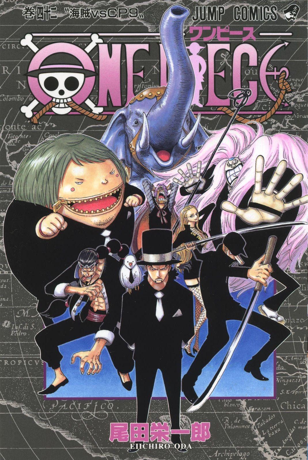 """""""One Piece"""" Volume 42"""