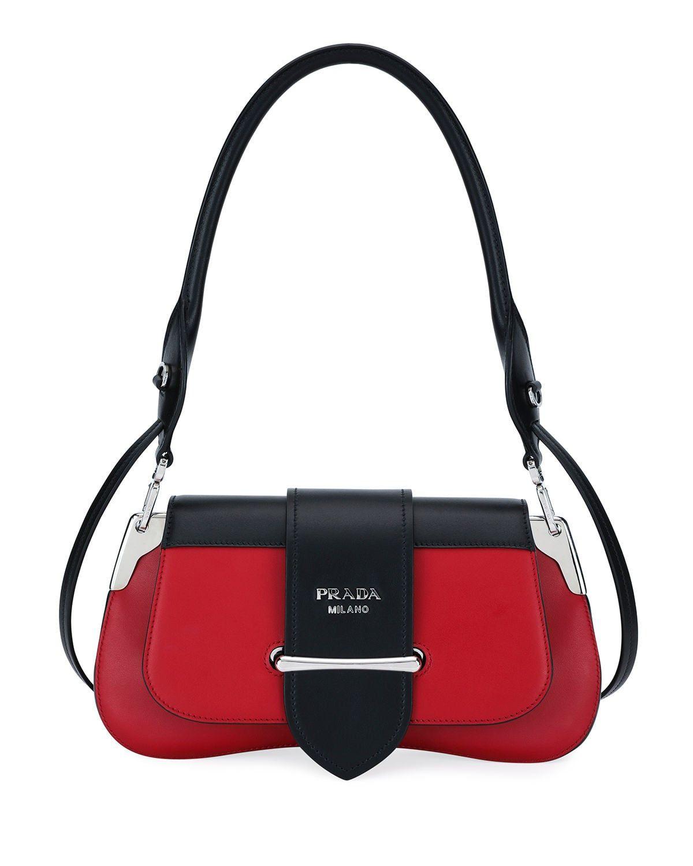 577cf98eb6 Prada Sidonie Shoulder Bag | Fall 2019 Winter 2020 | Bags, Prada ...