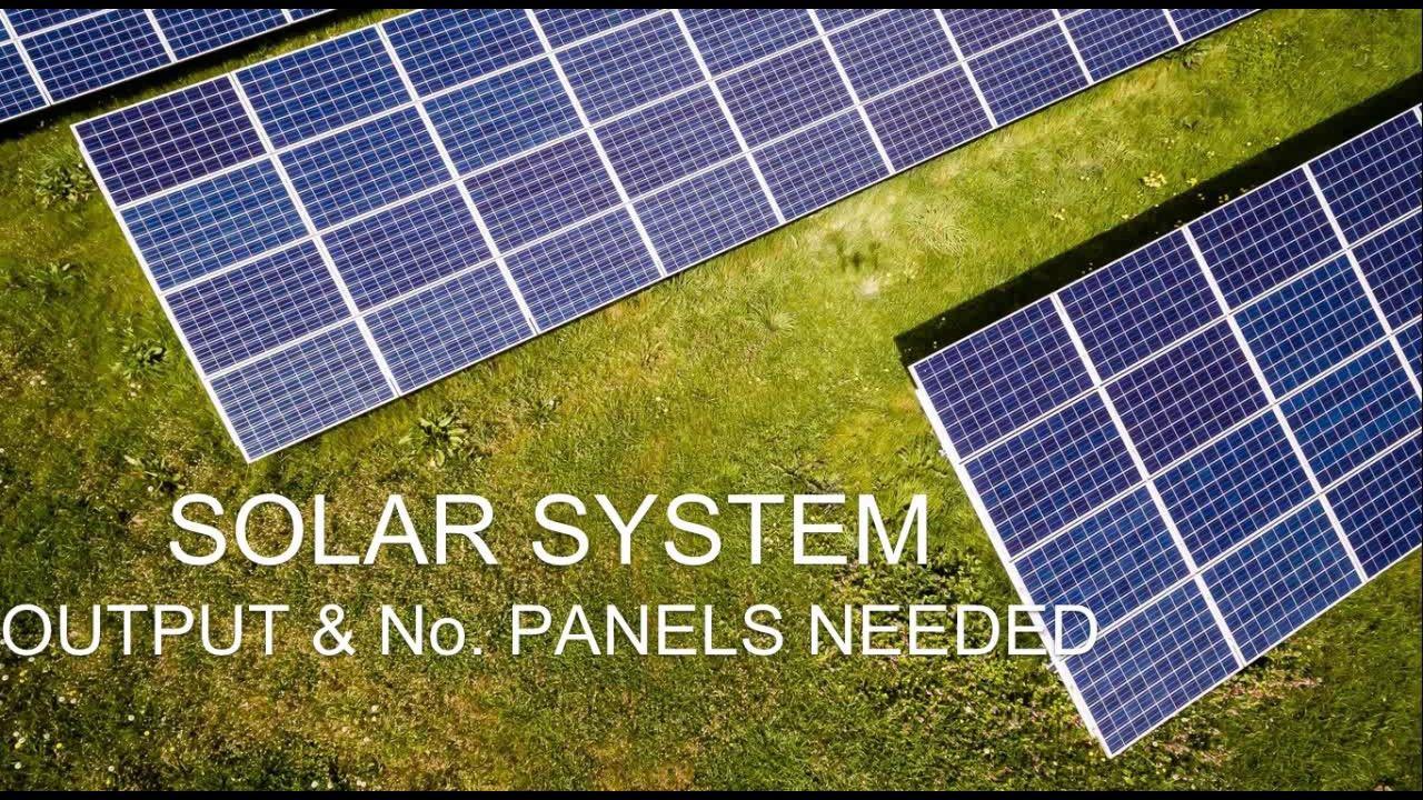 Solar Panel Output Solar Solar Energy Panels Solar Panels