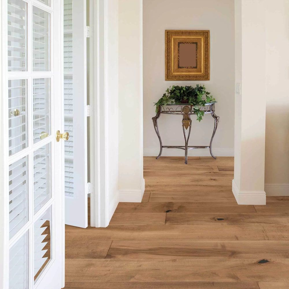Tesoro Woods Coastal Lowlands 7 Rustic Maple Chamois In 2020 Hardwood Floor Colors Engineered Hardwood Flooring Light Hardwood Floors