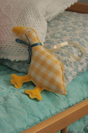 little soft duck