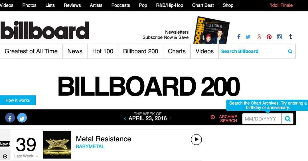 New Billboard Top 40 Charts pin by toru otake on instagrams
