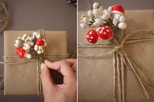 envolver regalos de forma original - Top Manualidades Deco fiest