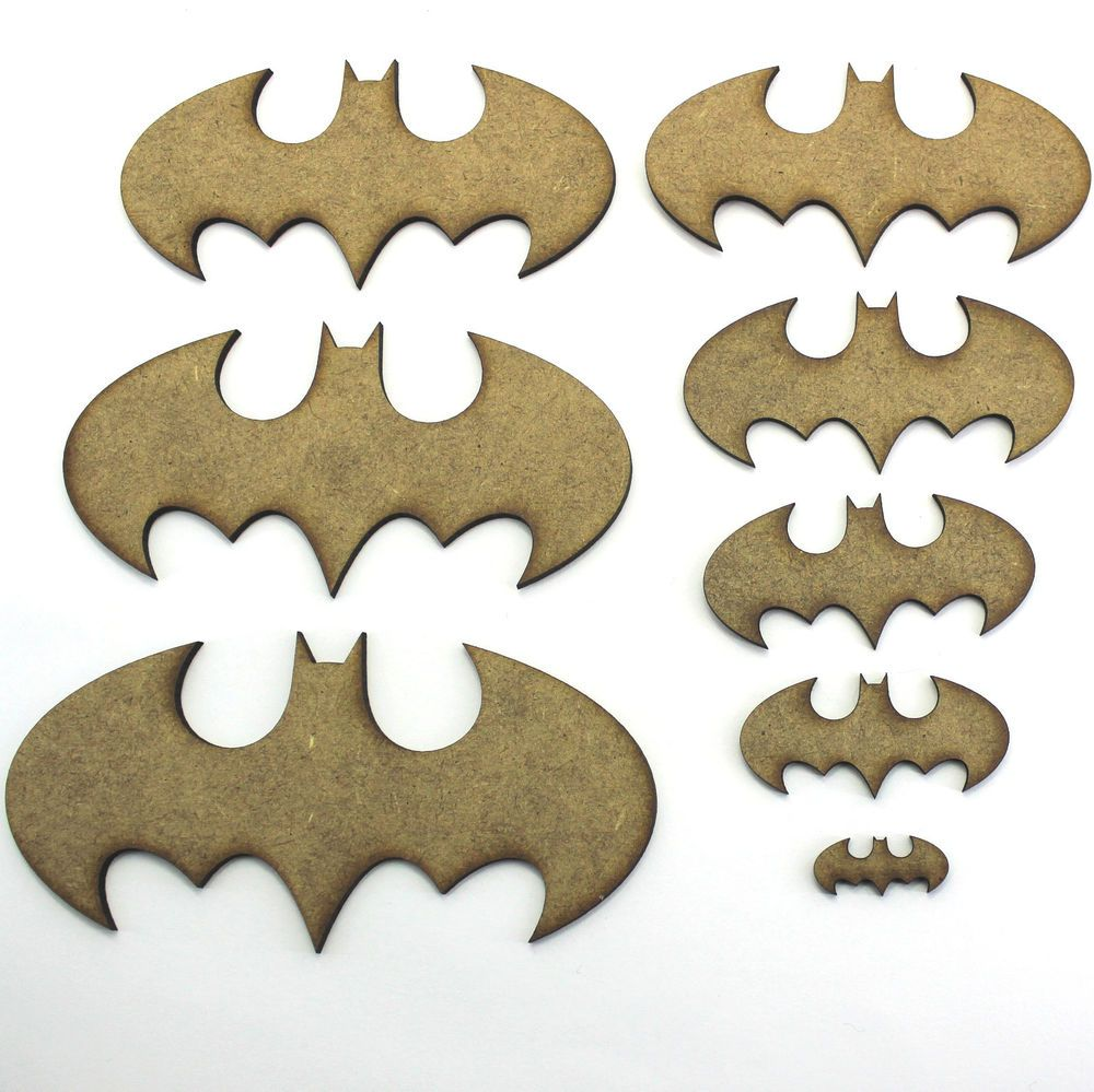 Batman symbol logo craft shape 2mm mdf wood super hero comic batman symbol logo craft shape 2mm mdf wood super hero comic book buycottarizona