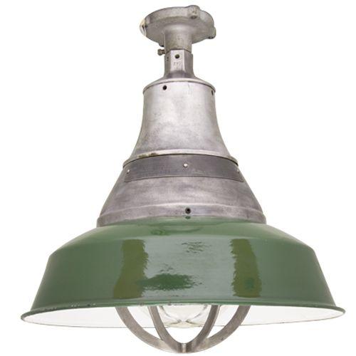 vintage industrial lighting barn light