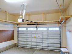 Merveilleux Image Result For Storage Above Garage Doors
