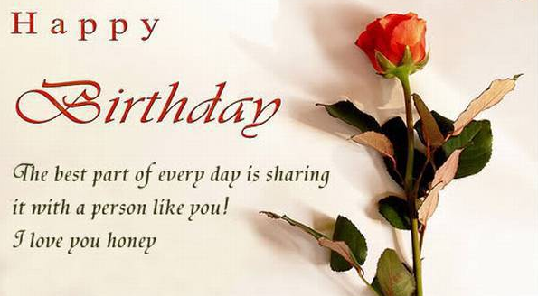 Happy Birthday Love Quotes For Her Happy Birthday Quotes And