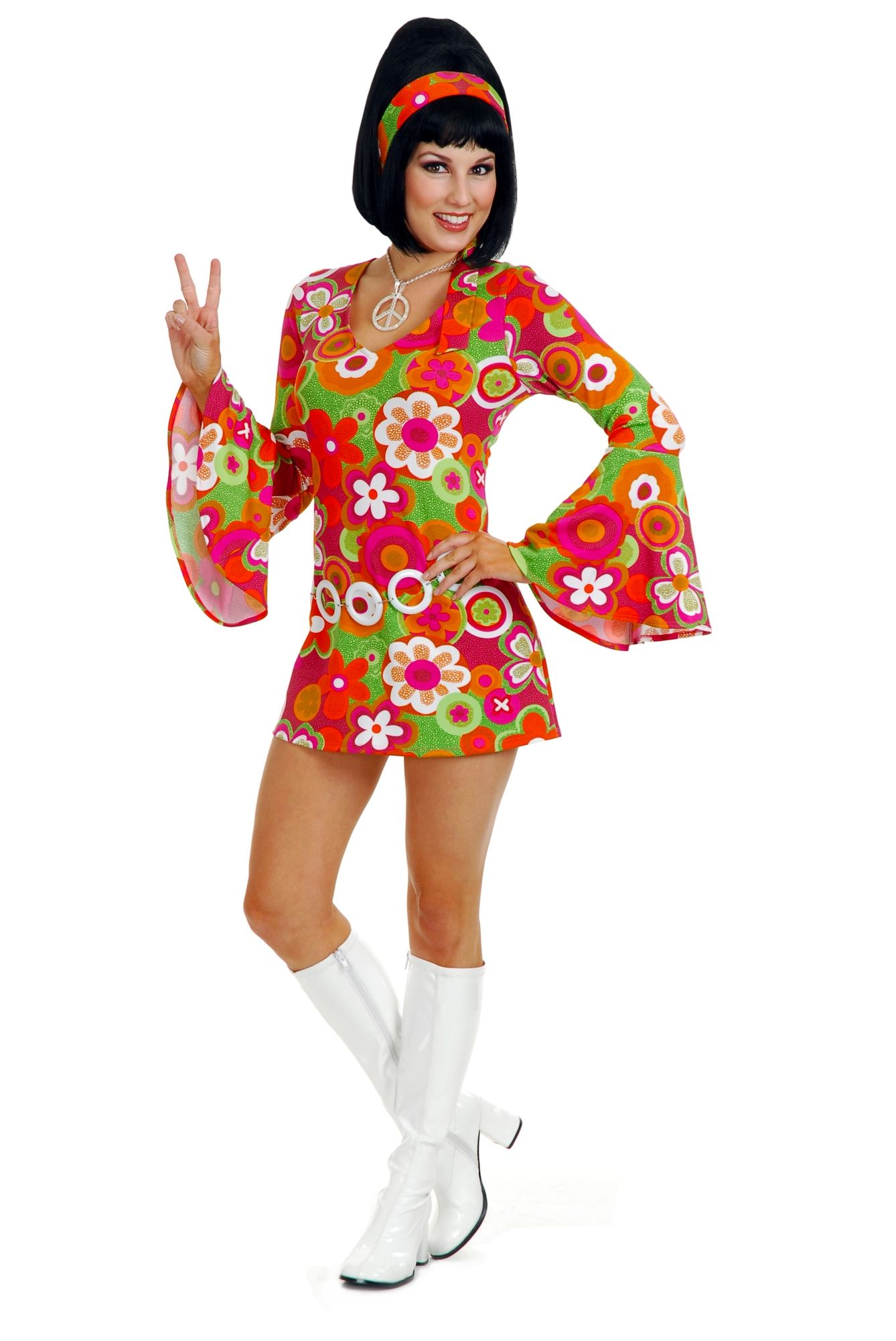 Party & Occasions Hippie costume, Girl costumes, Dress