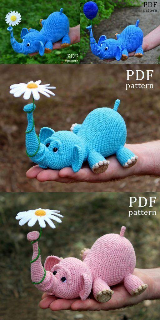 Best Amigurumi Crochet Elephant Patterns – Amiguru