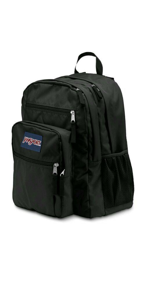 Photo of (Ad)eBay – JanSport Big Student Backpack – Black