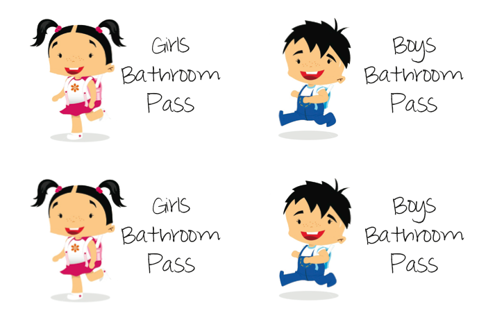 picture about Bathroom Pass Printable known as Toilet P Printable! Mrs. Fullmers Kinders Mrs