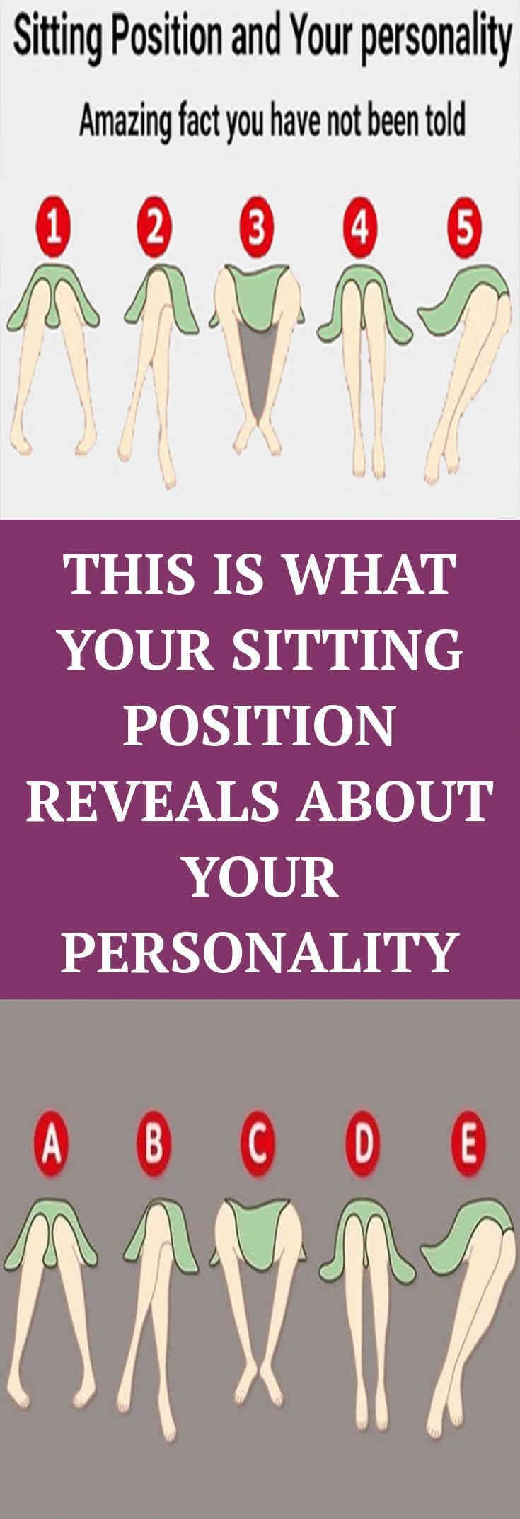 WOW. Read information on sitting position All what you need is here.  Yea. #fitness