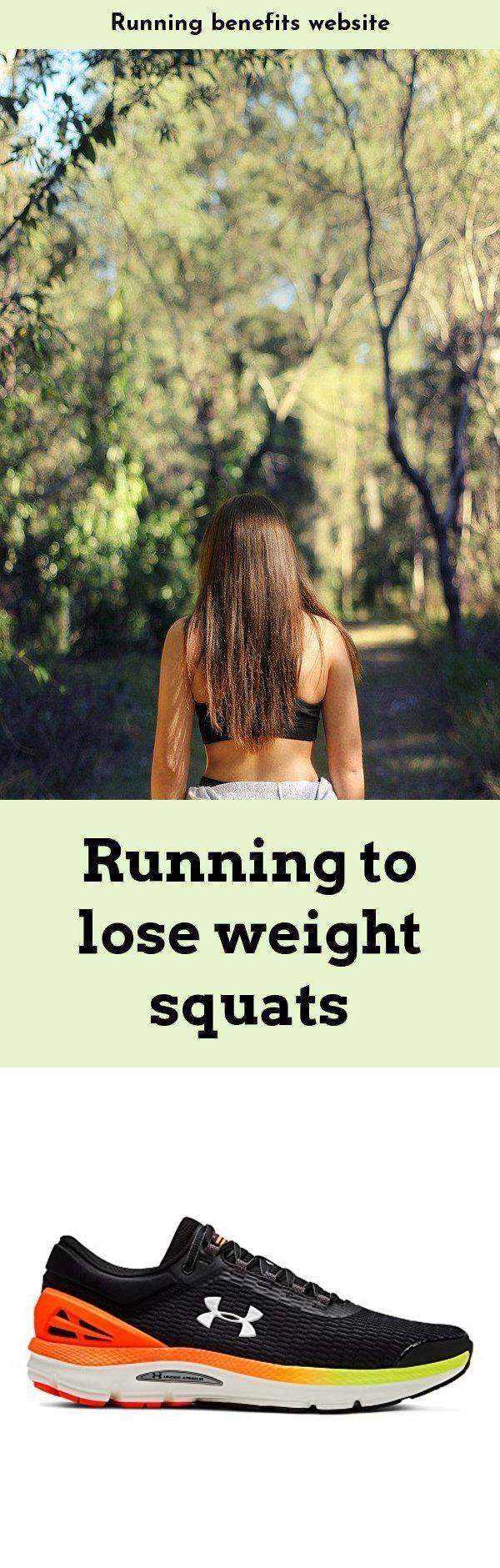 Running to lose weight squats. Running is really so exhausting, yes. But if you ... Running to lose