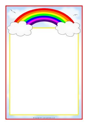 View Preview Skola Pinterest Weather, Note paper and Rainbows - design paper for writing