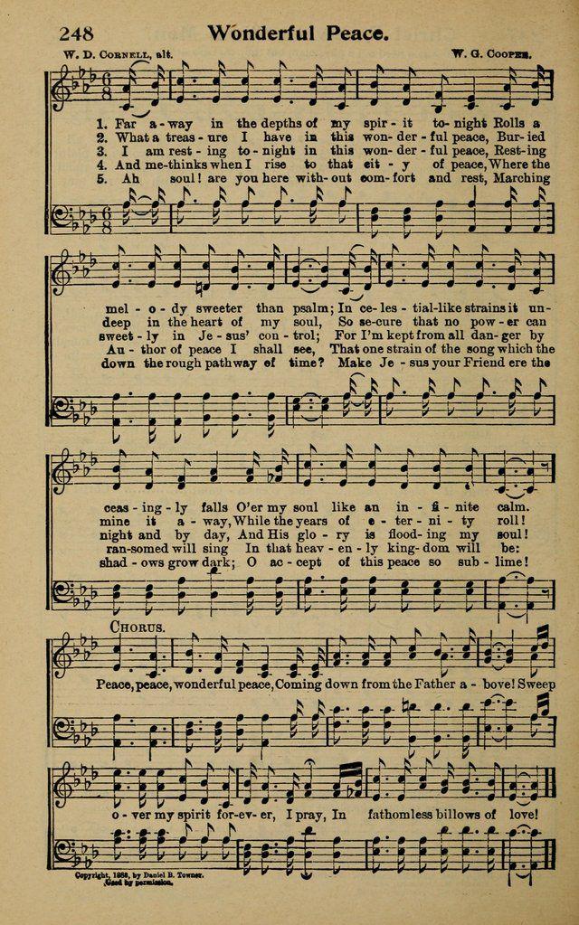 wonderful peace hymn - Google Search