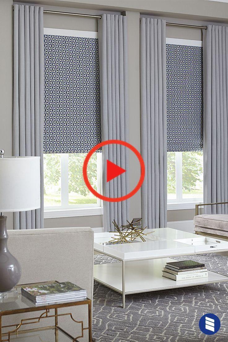 Premier Roman Shade in 2020 | Home decor, Room decor ...
