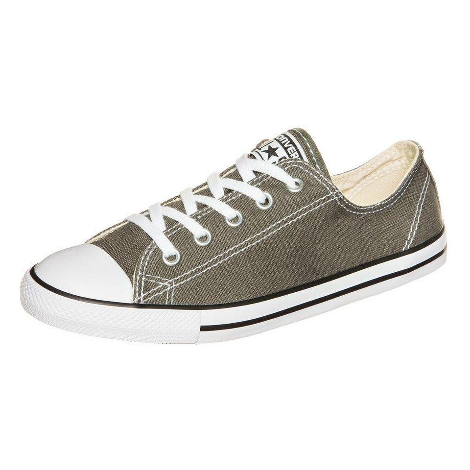 Converse All Star Dainty-Ox White/White/Black, Schuhe, Sneaker & Sportschuhe, Flache Sneaker, Weiß, Female, 36