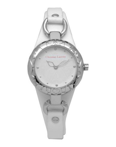 CHRISTIAN LACROIX TIMEPIECES Wrist watches Women on YOOX.COM