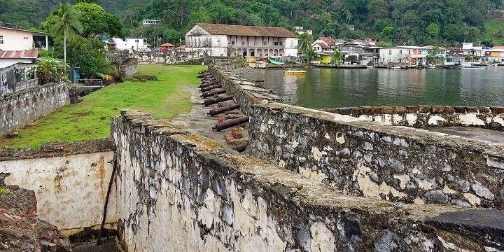 Fort San Lorenzo, Colon, Panama