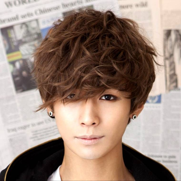 Japanese Boy Hairstyle Cute Hairstyles
