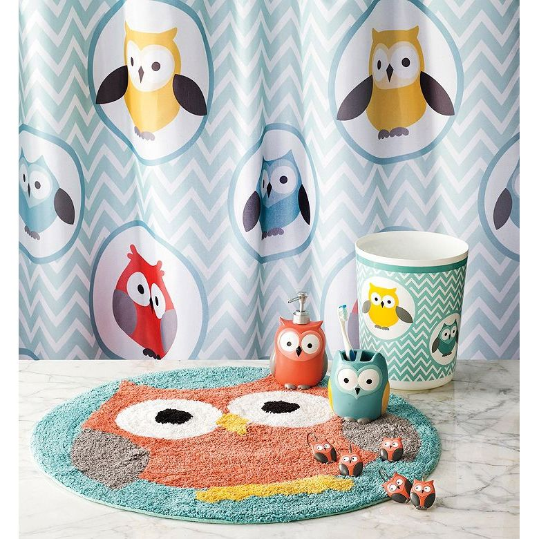 Cute Owl Bathroom Accessories Are The Perfect Start To Your Day