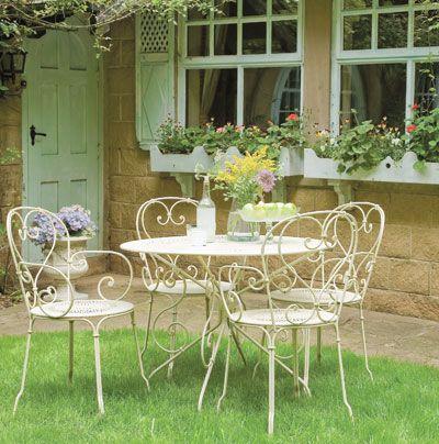 Garden Furniture Boulevard Garden Chair Without Arms