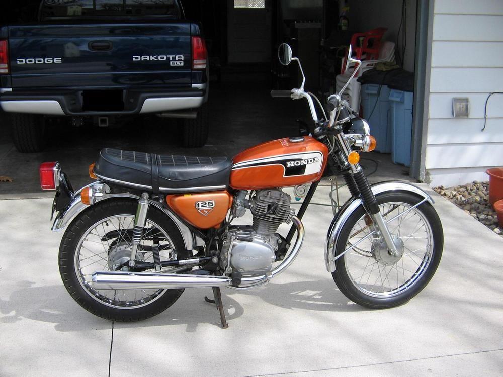 Jenis Honda Cb 125 Klasik