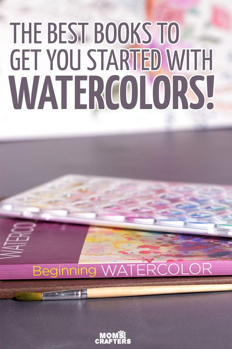 Watercolor Books The Best Picks For Beginners Beginning