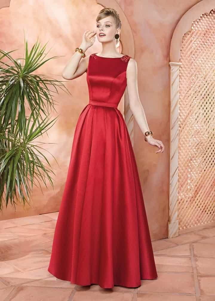 Vl4729 Valerio Luna Moda Vestidos De Fiesta Vestidos