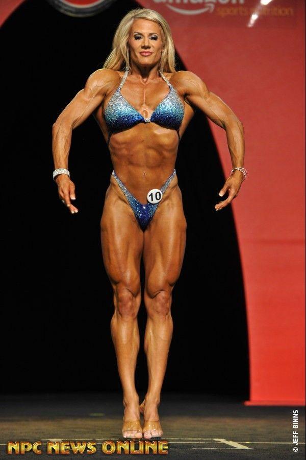 Whitney Jones 2015 Mr Olympia Bodybuilding Supplements