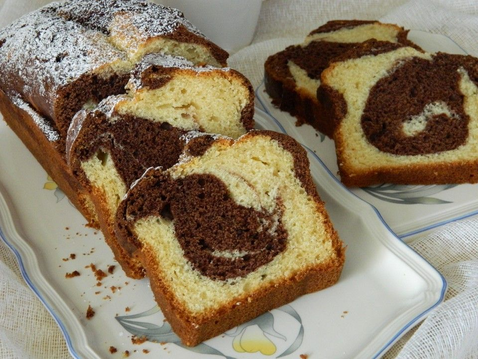 Marmorkuchen mit Schmand von mndodo   Chefkoch
