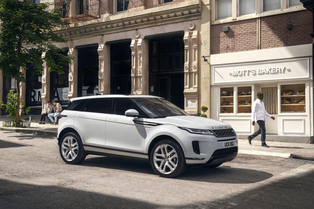 2020 Range Rover Evoque Hybrid Electric Power Drive And Ride Usa New Range Rover Evoque Range Rover Range Rover Evoque