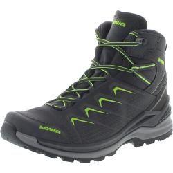 Photo of Lowa 310651-9706 Ferrox Pro Gtx Mid Graphit Limone Herren Hiking Schuhe Lowa